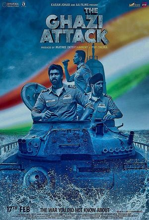The Ghazi Attack Full Movie Download Free 2017 HD
