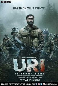 Uri: The Surgical Strike Full Movie Download free 2019 HD