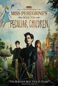 Miss Peregrine's Home for Peculiar Children Full Movie Download Dual Audio