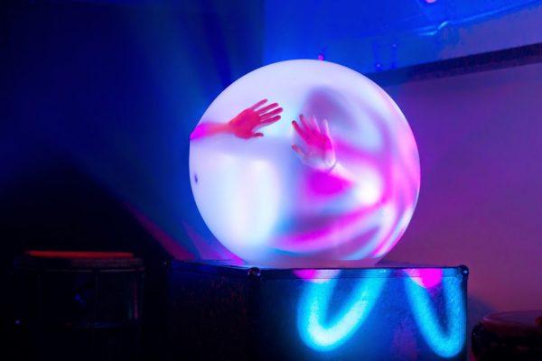 openingsact ballon illusie