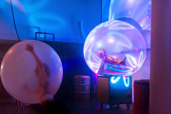 14b - openingsact - Ballon illusie -ballonnen - compact