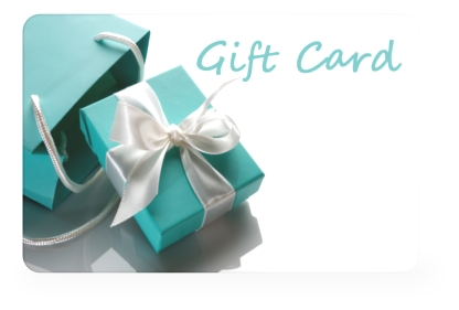 A simple but beautiful Gift Card