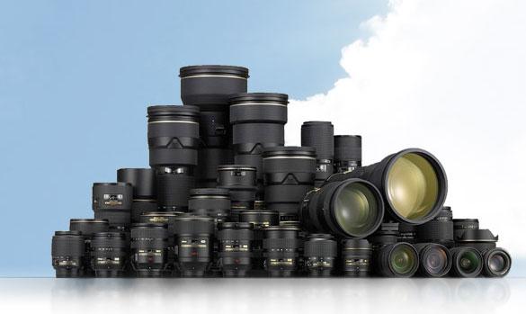 Nikkor-lens-family