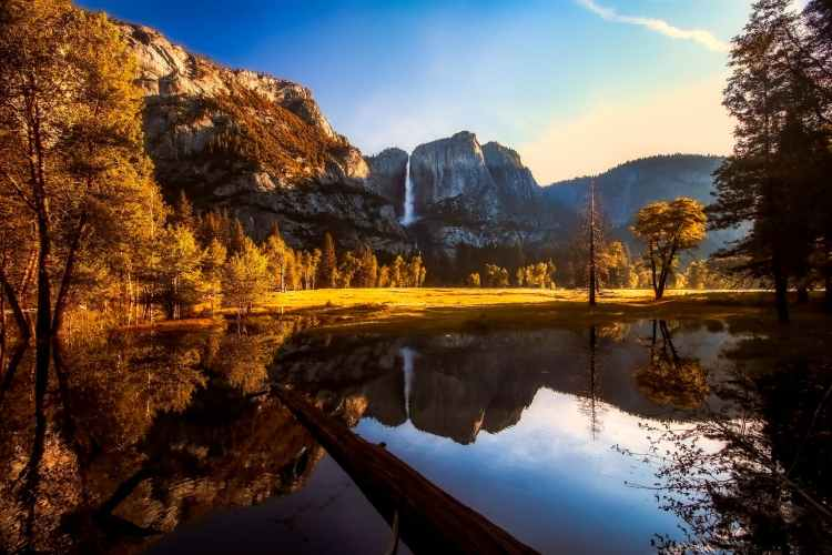 adventure autumn california country