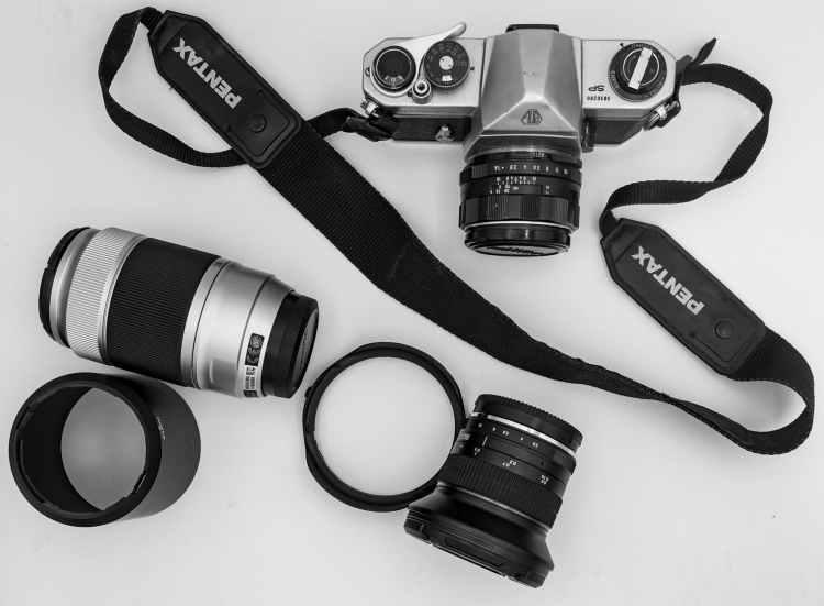 camera photography vintage technology