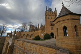 Day trip to Hohenzollern Castle