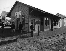 Civil War depot 2015
