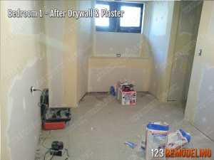 Bedroom Construction - 123 Remodeling Chicago