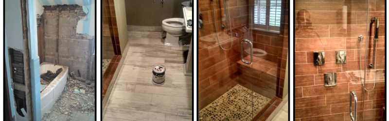 Bathroom Remodeling - High Range $25,000 and Up