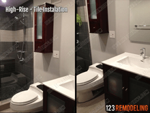 Elegant Modern Bathroom Designs