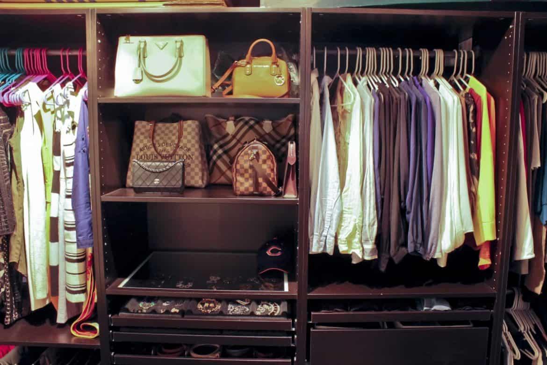 Beautiful Luxury Closet Design Ideas