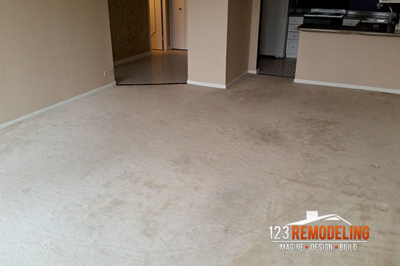 before-condo-flooring-installation-1030-n-state-st-chicago-il-gold-coast