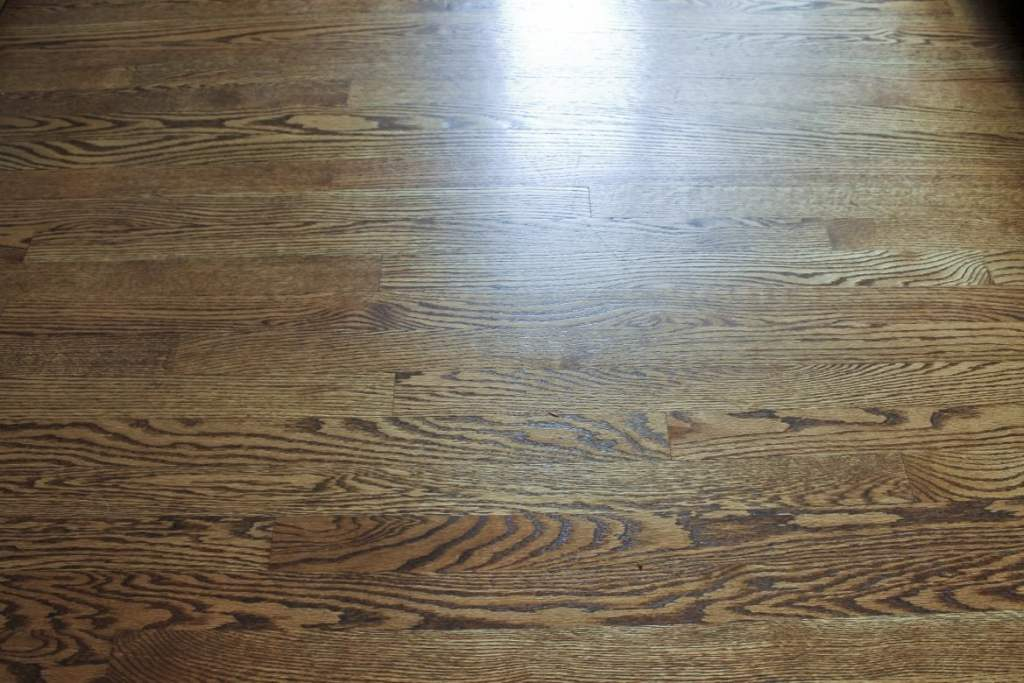 Townhouse Hardwood Flooring Installation - 1435 S Prairie Ave, Chicago, IL (South Loop)