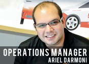 Ariel-Darmoni-operations-manager