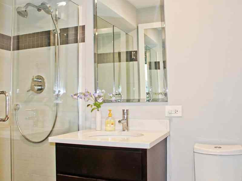 Condo Bathroom Renovation - 655 W. Irving Park Rd, Chicago, IL (Lake View)