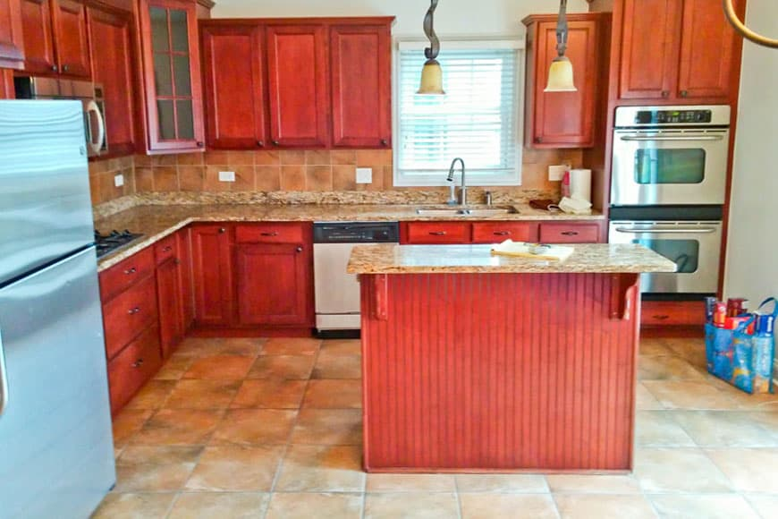 Condo Kitchen Remodel - 427 W. 37th Place. Chicago, IL (Bridgeport)