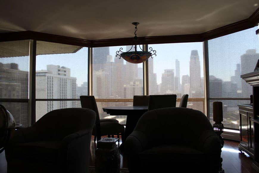Condo Serena Shades Installation - 1310 N. Ritchie Court, Chicago, IL (Gold Coast)
