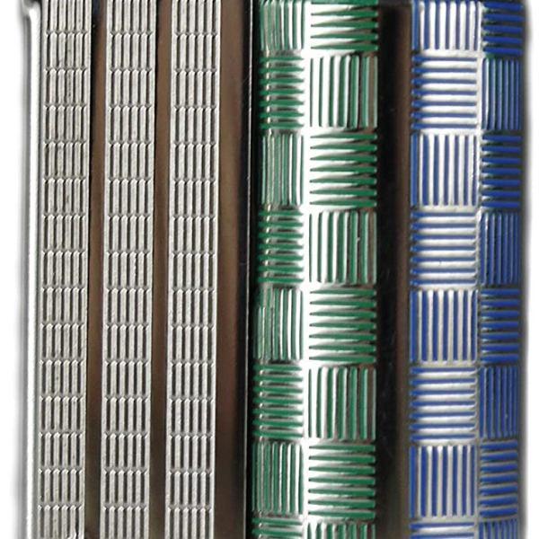 Vintage IMCO Lighter Junior 6600 Made in Austria Color Squares New Old Stock