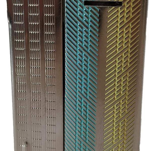 Vintage IMCO Lighter Triplex Streamline 6800 Made in Austria New Old Stock Green Yellow Black