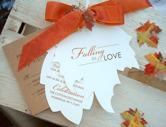 How To Arrange An Elegant Fall Themed Wedding Function?