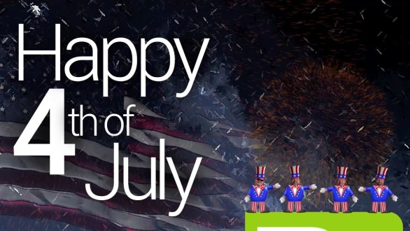 4th of July 2019 Images