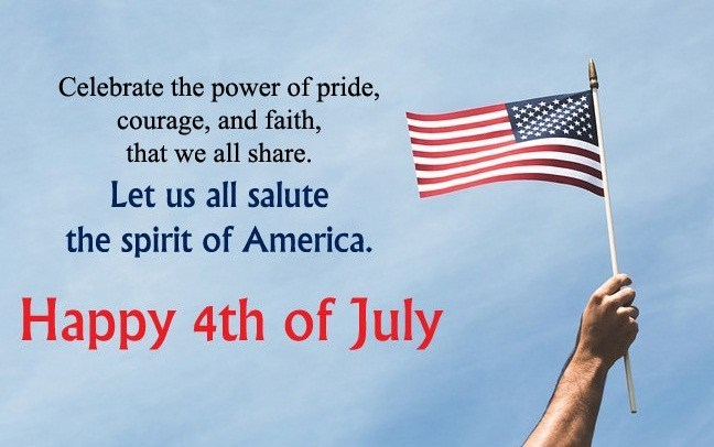 Happy 4th Of July Quotes Archives - Best Wishes Messages ...