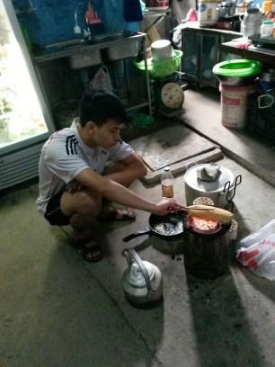 Banh Mi au petit déjeuner
