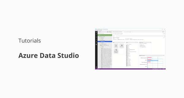 How to find table in a database with Azure Data Studio