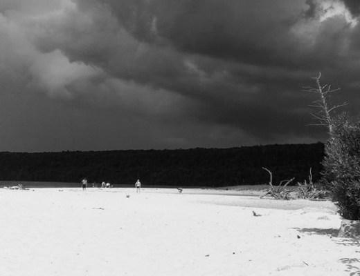 sand point