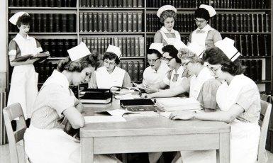 #TBT Nurses in 1959