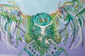 Design in Flight by Margarete Haiss, Wooster High School