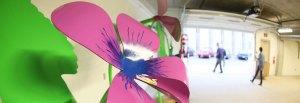Photos: April showers bring metal flowers