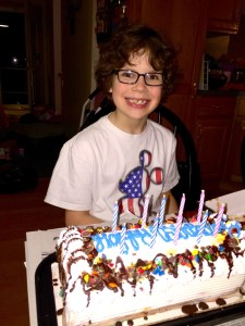 After scary and uncertain beginning, NICU grad celebrates 10th birthday
