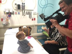 First ER patient