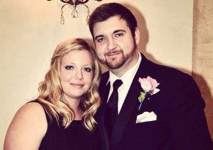 Brianna and her fiance, Matt