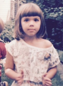 Abbey Soles at age 5