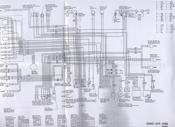 s plan plus wiring diagram labelled of hibiscus flower schéma électrique de la varadero