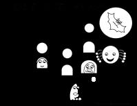 Halloween: disegni da colorare  Maestramaria