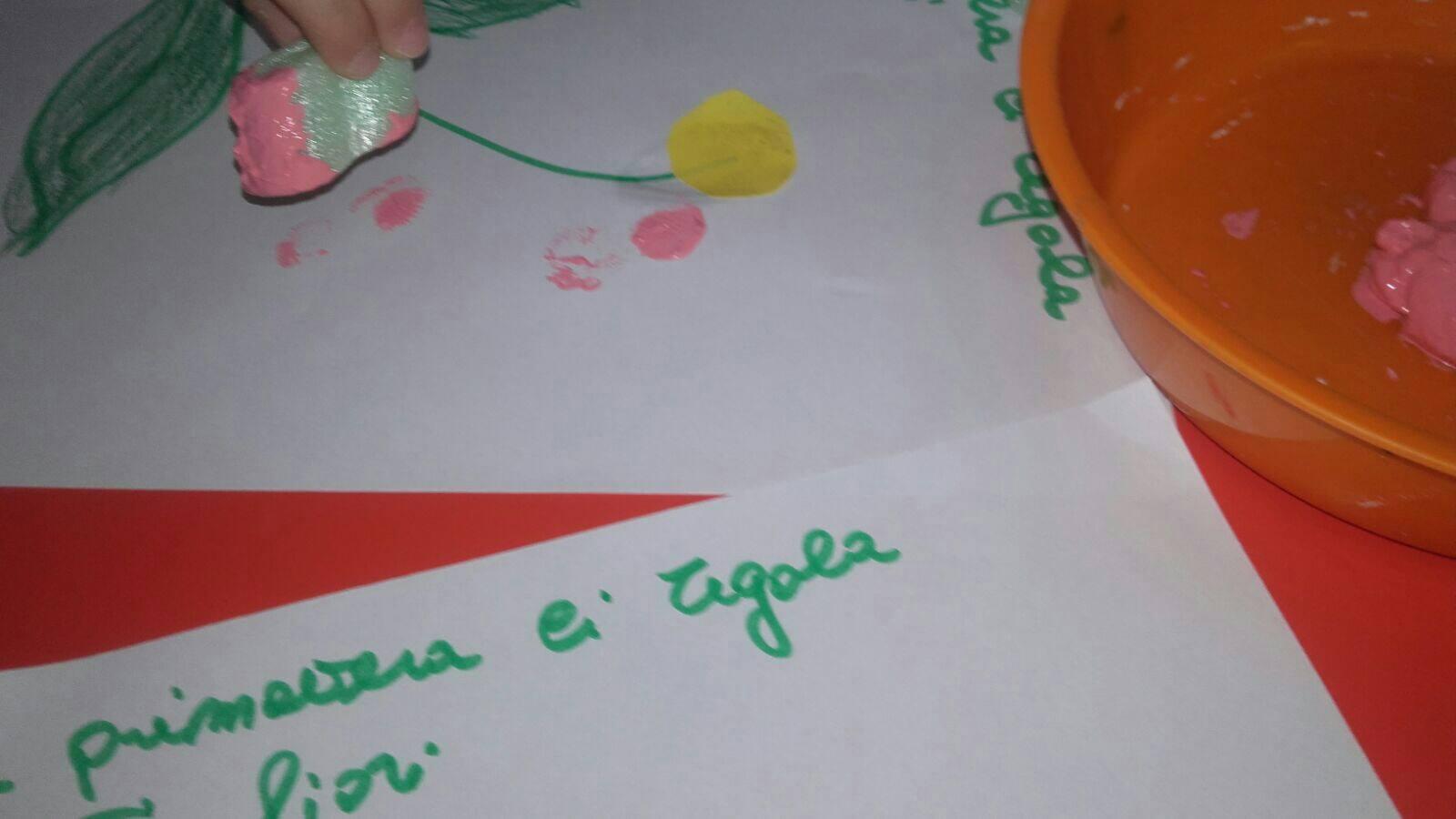 Lavoretti per la primaveralavori dei bambini  Maestramaria