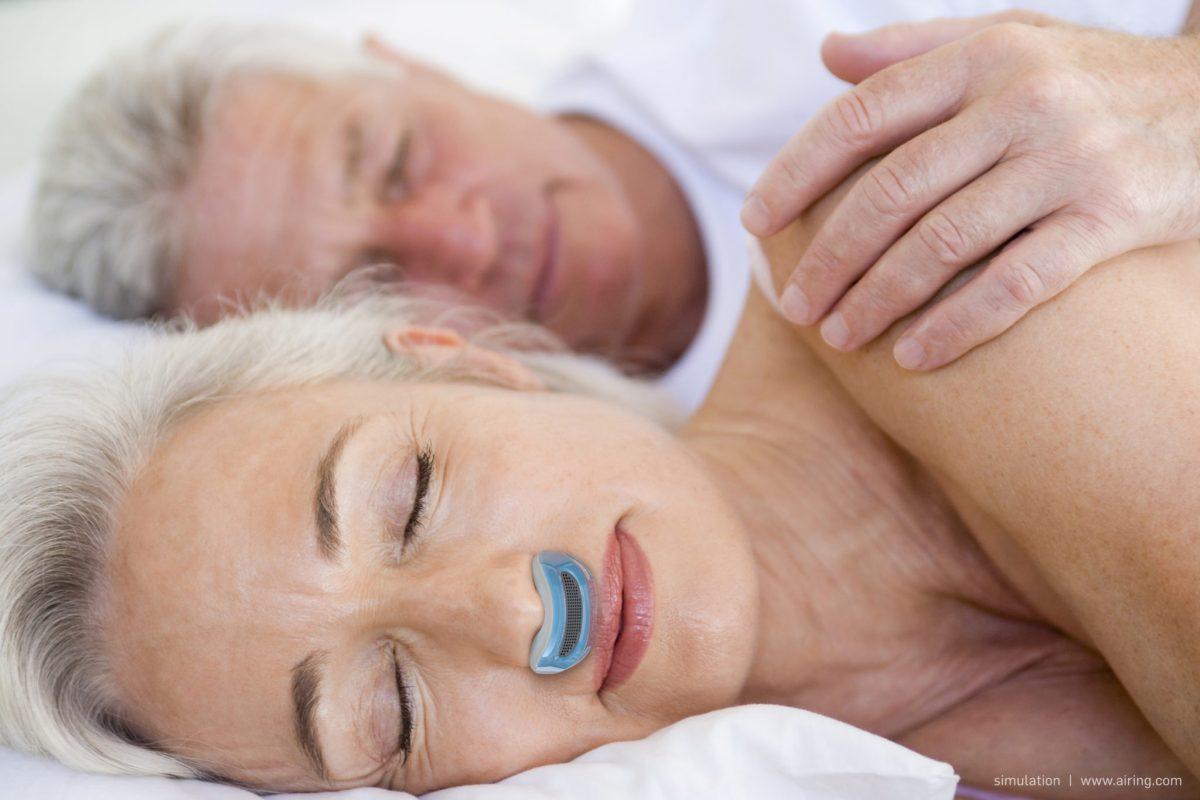 older couple one airing - SLEEP APNEA: Introspect, Side Effect, and Solution