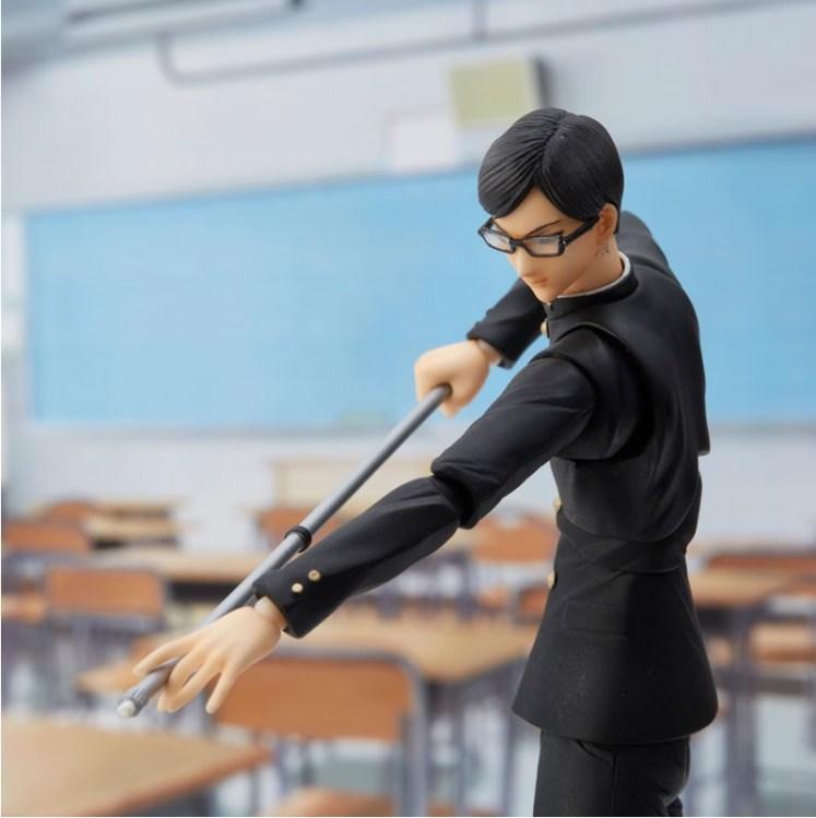 Sakamoto Desu Ga? figure