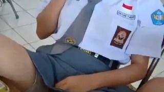 SMK Pamer CD Di Kelas