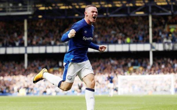 Rooney Kalahkan Rekor Legenda Chelsea Frank Lampard