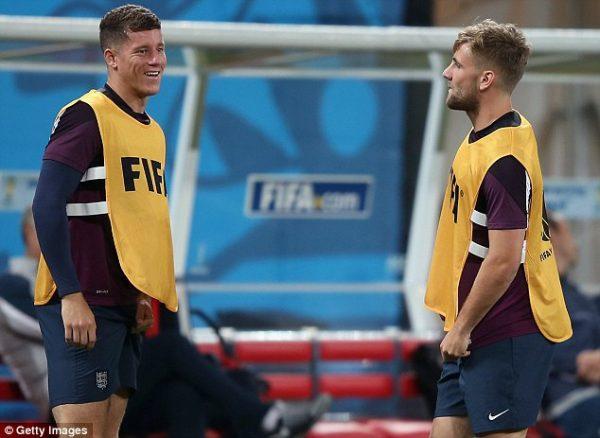 Ross Barkley Dan Luke Shaw Akan Di Datangkan Di Tottenham