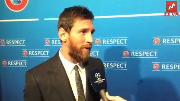 Messi Katakan Tiga Tim Akan Menjadi Kekuatan Luar Biasa Di Champions