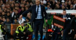 Zidane Telah Putus Asa Dengan Trofi Liga Spanyol
