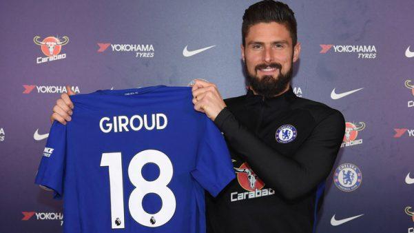 Olivier Giroud Katakan Chelsea Memiliki Prospek Yang Baik
