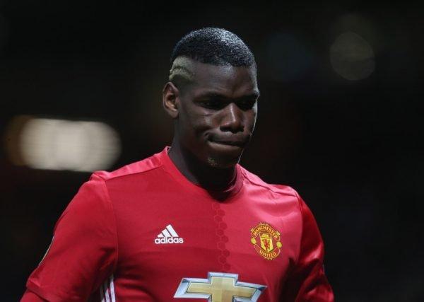 Pogba Berniat Ingin Hengkang Dari Manchester United