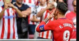 Laporan Pertandingan Sepakbola Atletico Madrid VS Eibar