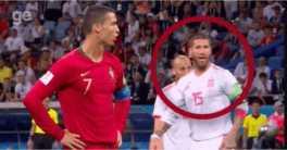 Lihat Ramos Khianati Cristiano Ronaldo di Piala Dunia 2018